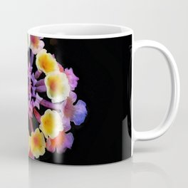 Camara flower - natural mandala Coffee Mug