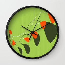 Minimalist Modern Mobile Wall Clock