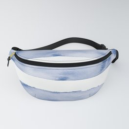 Saltwater Waves Fanny Pack