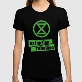 Extinction Rebellion International Movement T-shirt