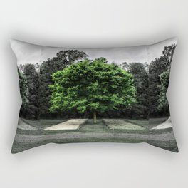 Couldn't Stand to be Alone Without You Rectangular Pillow