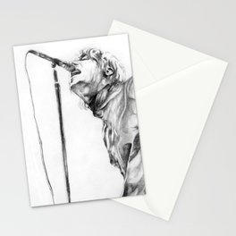 Live forever Stationery Cards