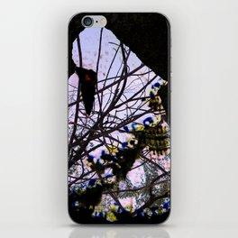 Caped iPhone Skin