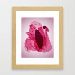 Origami 42 Framed Art Print