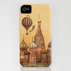 Trip to Moscow iPhone (4, 4s) Slim Case