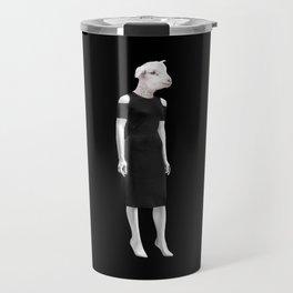 2050 Citizen Artwork Print Travel Mug