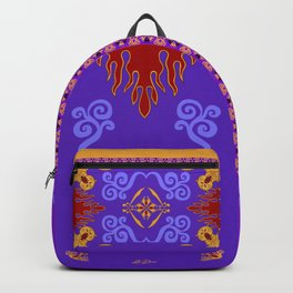 Aladdin's Magic Carpet Backpack