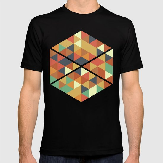 Triangle Pattern II T-shirt