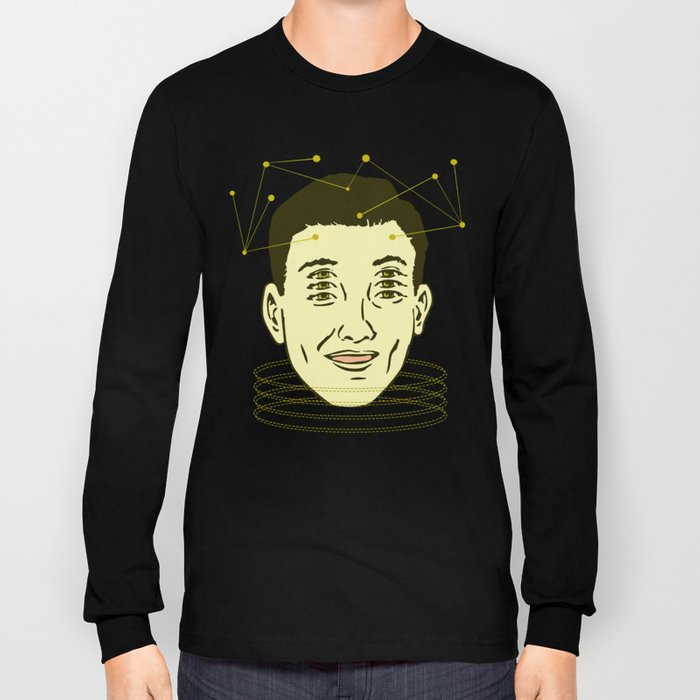 headache highness Long Sleeve T-shirt