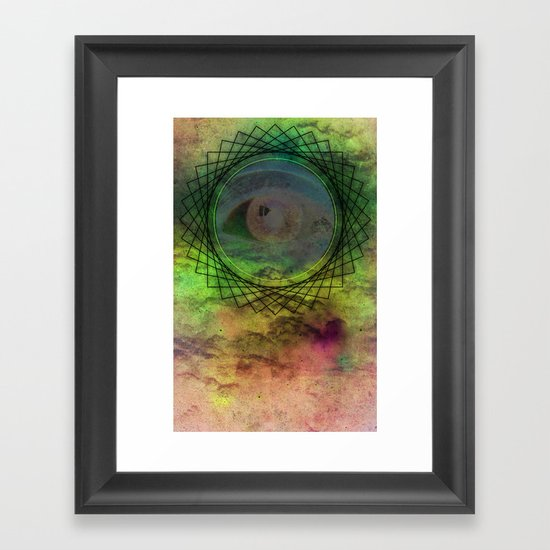 The Grand Delusion Framed Art Print