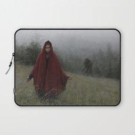 wolf bride Laptop Sleeve