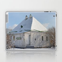 the old building of the Treasury Laptop & iPad Skin