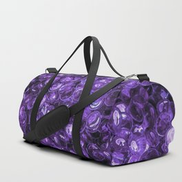 Pebbles By The Sea Duffle Bag