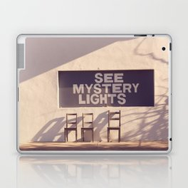 See Mystery Lights - Marfa, Texas Laptop & iPad Skin
