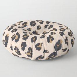 B&B Leopard Design Floor Pillow