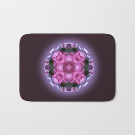 Tranquility Mandala for Life Bath Mat