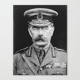 Lord Herbert Kitchener Canvas Print