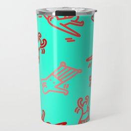 Dance In Your (Blue) Pants Travel Mug