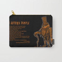 Autumn People 1 Carry-All Pouch