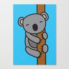 Cute Koala Canvas Print