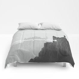 Pixel Art Landscape 005 Comforters