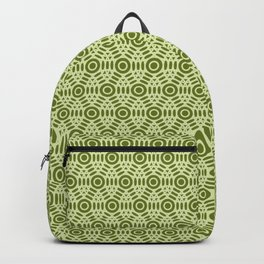 Op Art 176 Backpack