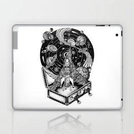 Cosmos Space Travel Laptop & iPad Skin