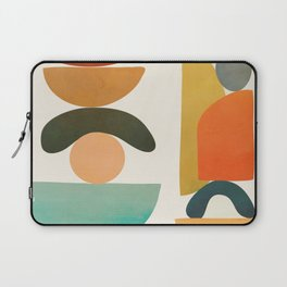Modern Abstract Art 72 Laptop Sleeve