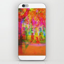 Multiplicitous extrapolatable characterization. 21 iPhone Skin