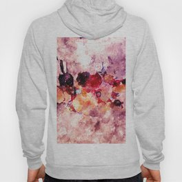 Colorful Minimalist Art / Abstract Painting Hoody