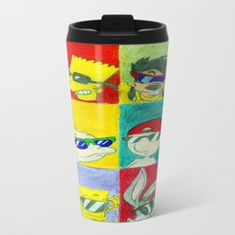 90s Cool Kids Travel Mug