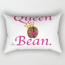 Queen Bean. Rectangular Pillow