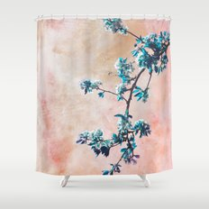 FIRST SPRING Shower Curtain