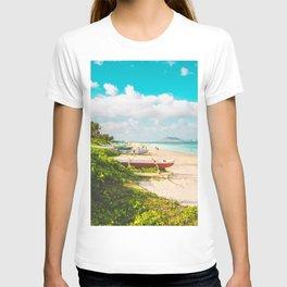 Lanikai Beach T-shirt