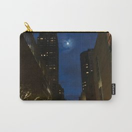 Lincoln Center Christmas Carry-All Pouch