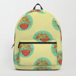 Clay Pot Backpack