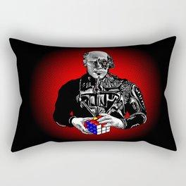 Resistance Is Futile Rectangular Pillow