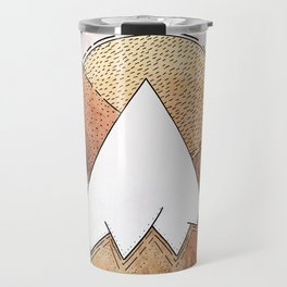 Metal Mountains Travel Mug