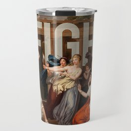 Fight. Travel Mug