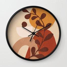 Abstract Art 23 Wall Clock