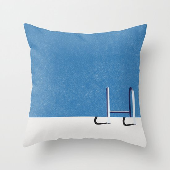 Summer Is Ready! Throw Pillow