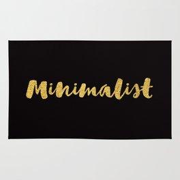 Minimalist Rug
