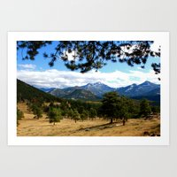 colorado Art Prints featuring Colorado  by Shelby Babbert Photography