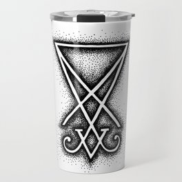 Sigil Of Lucifer Travel Mug