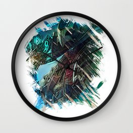 League of Legends TWISTED FATE Wall Clock