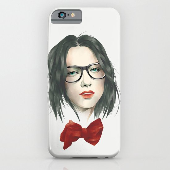 The Girls With Glasses iPhone & iPod Case