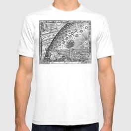 Flammarion Wood Engraving T-shirt