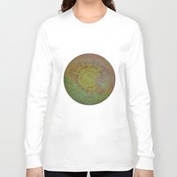 labyrinth Long Sleeve T-shirts featuring Labyrinth by Klara Acel
