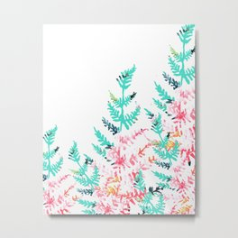 Summer blossom #society6 Metal Print
