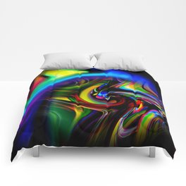 Abstract Perfection 19 Comforters